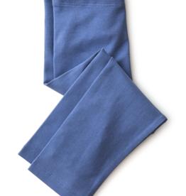 Tea Collection Solid Capri Leggings Batik Blue 8