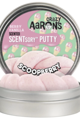 Crazy Aaron's Scentsory Putty Scoopberry