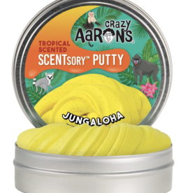 Crazy Aaron's Scentsory Putty Jungaloha