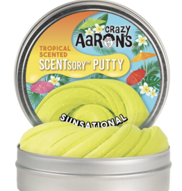 Crazy Aaron's Scentsory Putty Sunsational