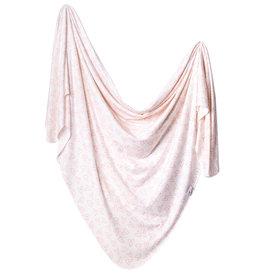Copper Pearl Knit Blanket Lola