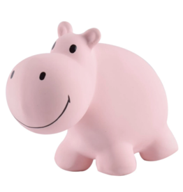 Tikiri Toys Rubble Rattle Hippo