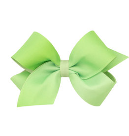 Wee Ones Med Ombre Bow Seafoam
