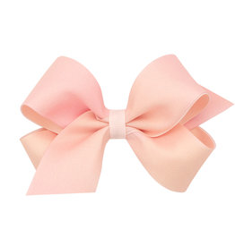 Wee Ones Med Ombre Bow Lt Pink