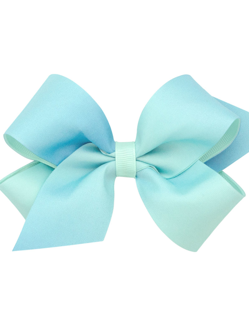 Wee Ones Med Ombre Bow Crystalline