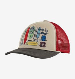 Patagonia K's Interstate Hat Bandito Kit Forge Grey