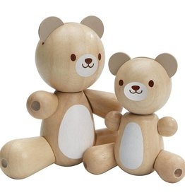 PlanToys Bear and Little Bear