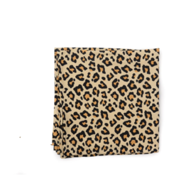 Gigi and Max Swaddle Gia Leopard