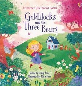 Usborne Goldilocks and the Three Bears Board Book