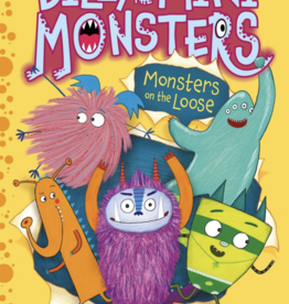 Usborne Billy and the Mini Monsters: Monsters on the Loose