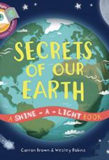 Usborne Shine a Lite Secrets of Our Earth