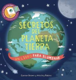 Usborne Secrets of Our Earth, Spanish