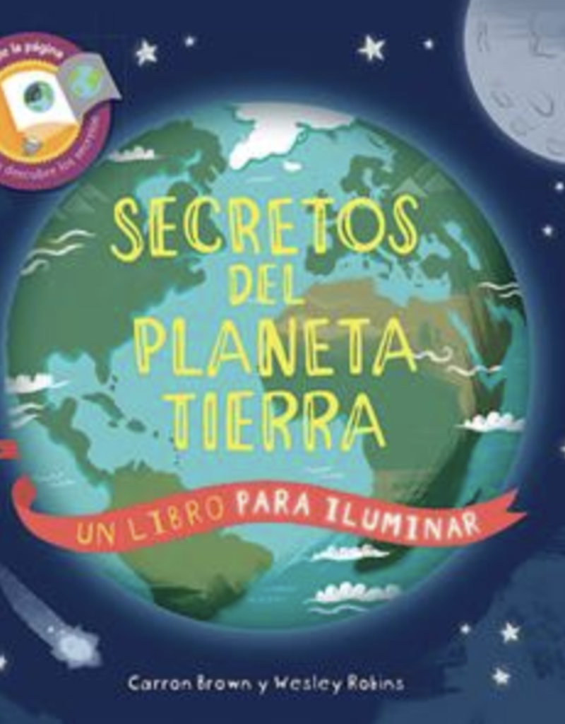 Usborne Secrets of Our Earth, Spanish