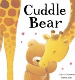 Usborne Cuddle Bear book