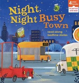 Usborne Night, Night Busy Town