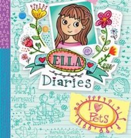 Usborne Ella Diaries I Heart Pets #3