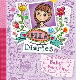 Usborne Ella Diaries Ballet Backflip #2