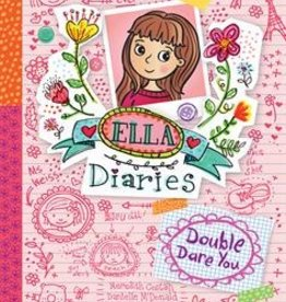 Usborne Ella Diaries Double Dare You #1