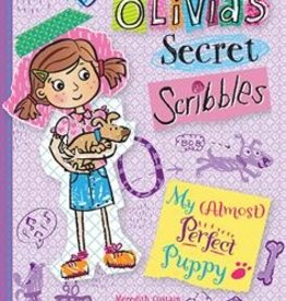 Usborne Olivia's Secret Scribbles My (Almost) Perfect Puppy #2