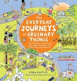 Usborne Everyday Journeys of Ordinary Things