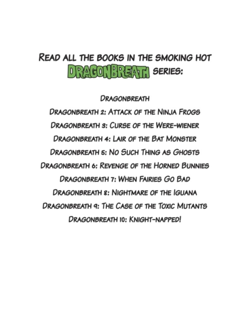 Random House Publishing Dragon Breath #1