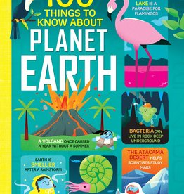 Usborne 100 Things to Know About Planet Earth