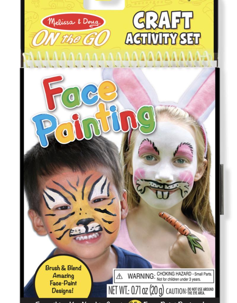 Melissa & Doug On the Go Face Painting