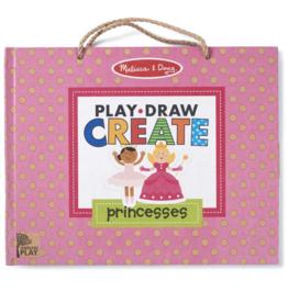 Melissa & Doug Play, Draw, Create Princess