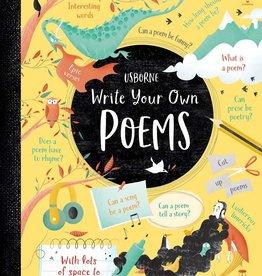 Usborne Write Your Own Poems