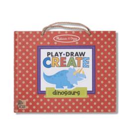 Melissa & Doug Play, Draw, Create Dino