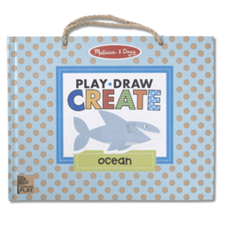 Melissa & Doug Play, Draw, Create Ocean