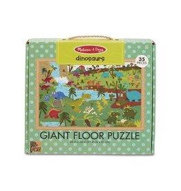 Melissa & Doug Giant 35 pc Floor Puzzle Dinosaurs