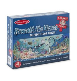 Melissa & Doug Search & Find Beneath the Waves Puzzle