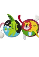 Melissa & Doug Whose Tail? Cloth Book
