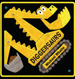Random House Publishing Diggersaurs Book