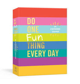 Random House Publishing Do One Fun Thing Journal