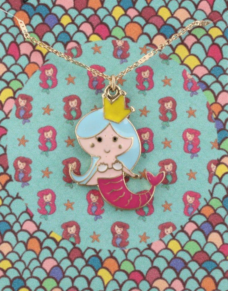 """Jane Marie 14"""" Pink Tail Mermaid"""