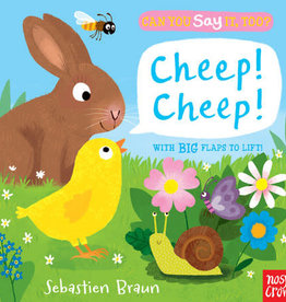 Random House Publishing Can You Say It Too? Cheep, Cheep