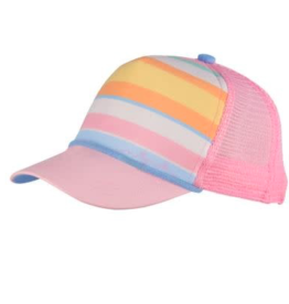 Millymook Girls Trucker Cap Cecily Multi