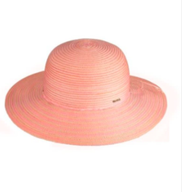 Millymook Girls Wide Brin Hat Grace Sunset Coral