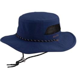 Millymook Boys Floppy Hat Callum Navy