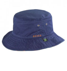 Millymook Boys Bucket Hat Zephyr Navy