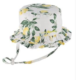 Millymook Baby Girl Bucket Hat Layla Yellow