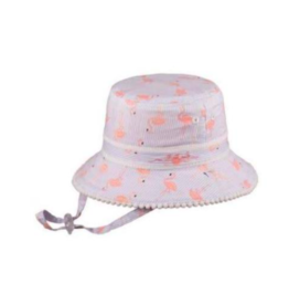 Millymook Baby Girl Bucket Hat Camille Pink