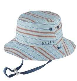 Millymook Baby Boy's Bucket Hat Hugh Blue