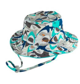 Millymook Baby Boy Bucket Hat Chomp Multi