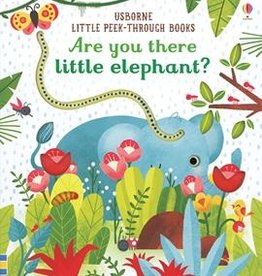 Usborne Are You There Little Elephant?