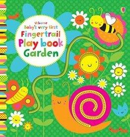 Usborne BVF Fingertrail Play Book Garden