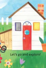 Random House Publishing Hello World! Backyard Bugs