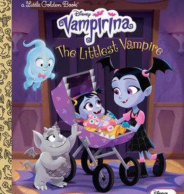 Random House Publishing The Littlest Vampire book